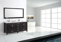"Armada 72"" Bathroom Vanity"
