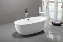 "Seabreeze 51"" Free Standing Bath Tub"