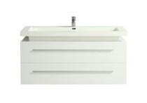 """Rubi Arto 48""""  Wall Mount Bathroom Vanity"""