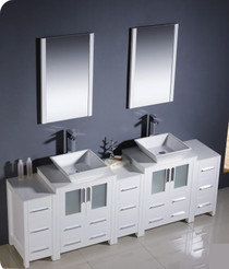 "Elsa 89"" Bathroom Vanity"