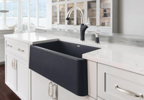 BLANCO IKON 30 Granite composite sink in SILGRANIT PuraDur