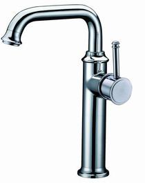 Royal Vintage Tall Side Handle Single Hole Bathroom Faucet