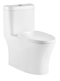 Crown Deco Single Flush Toilet