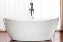 "Neptune Florence Freestaning Bath Tub 60 "" x 32"""