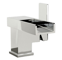 Rubi Kali Single-hole Washbasin faucet Brushed Nickel