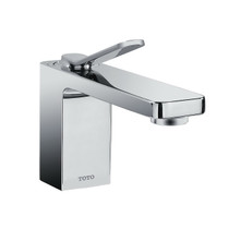Toto TL170SDA12#CP Kiwami Renesse 1-Lever Handle Widespread Lavatory Faucet Polished Chrome