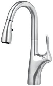 Blanco 441760 NAPA PREP Kitchen Faucet In Stainless Steel