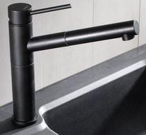 Blanco Kitchen Faucet Alta Series Alta Dual Spray Anthracite