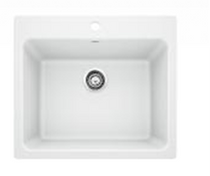 Blanco 401908 Liven Laundry Sink In White