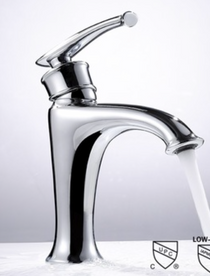 Royal Dawson Single Handle Faucet Chrome
