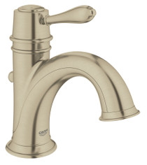 Grohe Fairborn Single Hole Lavatory Faucet Brushed Infinity Nickel