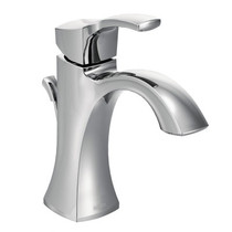 Moen Voss One-Handle High Arc Bathroom Faucet Chrome Finish