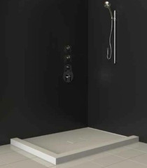 "Sherlic Kasba Shower Base 48""x 36"""