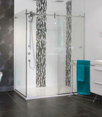 "Sherlic Profilo Shower Base 48""x 32"""