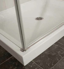 "Sherlic Regular Bases Shower Base 38""x 38"""