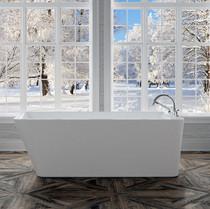 "Neptune Lauzanne Freestanding Bathtub 67"" x  29"""