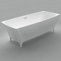 """Acritec Juliet 66"""" Freestanding Bathtub"""
