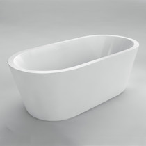 "Acritec Marseille 63"" Freestanding Bathtub"
