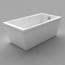 """Acritec Marlo 60"""" Freestanding Bathtub"""