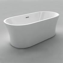 "Acritec Penelope 67"" Freestanding Bathtub"