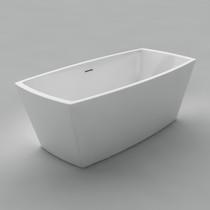 "Acritec Renoir 59"" Freestanding Bathtub"