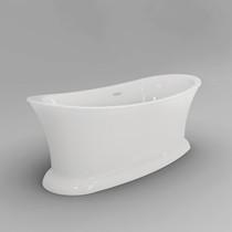 "Acritec Sandor 68"" Freestanding Bathtub"