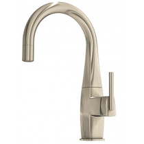 Kalia ELITO JUNIOR Pull-down Spray Kitchen Faucet Stainless Steel Finish