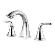 Pfister Pasadena Widespread Bath Faucet Chrome Finish