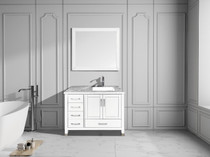 "Armada 40"" Right Hand Bathroom Vanity"