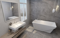 Zitta Axer Freestanding Bathtub 60″ x 32″ x 23 3/4″