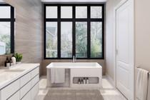 Zitta Basca Freestanding Bathtub 66 5/16″ x 31 3 /16″ x 23 3/8″