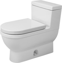 Duravit Starck 3 One-Piece Toilet White