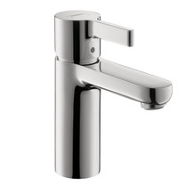 Hansgrohe Metris S Single-Hole Faucet Chrome Finish