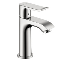 Hansgrohe Metris 100 Single-Hole Faucet Chrome Finish