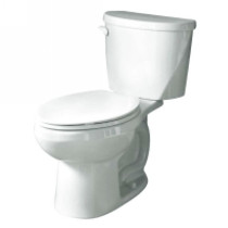 American Standard Evolution FlowiseToilet with Aquaguard Liner