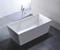 """Laval 63"""" Free Standing Bath Tub"""