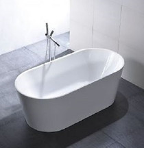 "Colorado 63"" Free Standing Bath Tub"
