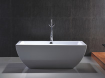 Rio Freestanding Bath Tub 67""