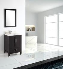 """Armada 30"""" Bathroom Vanity Espresso"""