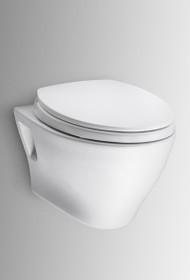 Toto Aquia Wall-Hung Dual-Flush Toilet, 1.6GPF & 0.9GPF Complete