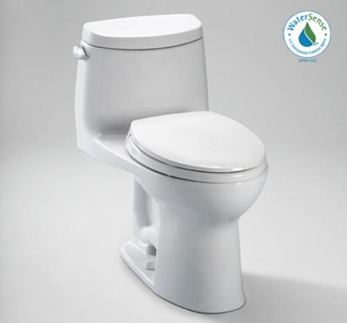 Toto UltraMax II Elongated Toilet 1.28 GPF with SanaGloss - ADA