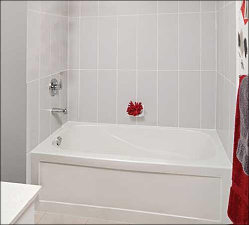 Mirolin Phoenix 60 Quot X 30 Quot Skirted Left Hand Bath Tub