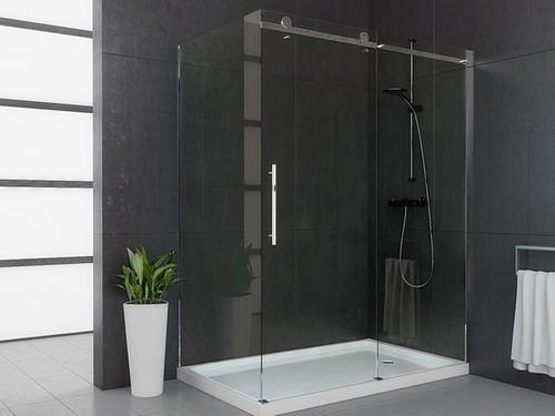 """66"""" Mirolin Roll Top Shower Door"""