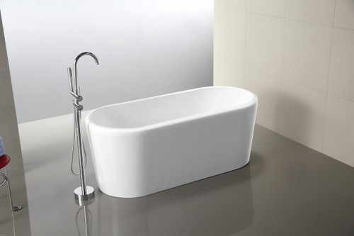 "Lille 63"" Freestanding Bath Tub"