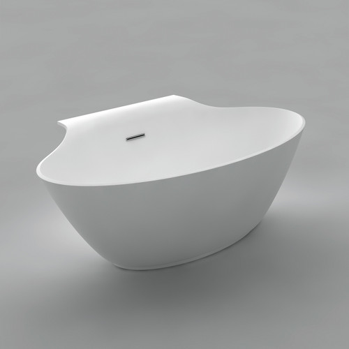 "Acritec Gauguin 68"" Freestanding Bathtub"