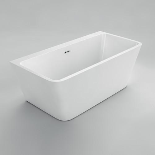 """Acritec Vanessa 59"""" Freestanding Bathtub"""