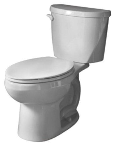 American Standard 2427 012 020 Evolution 2 Elongated Two Piece Toilet White