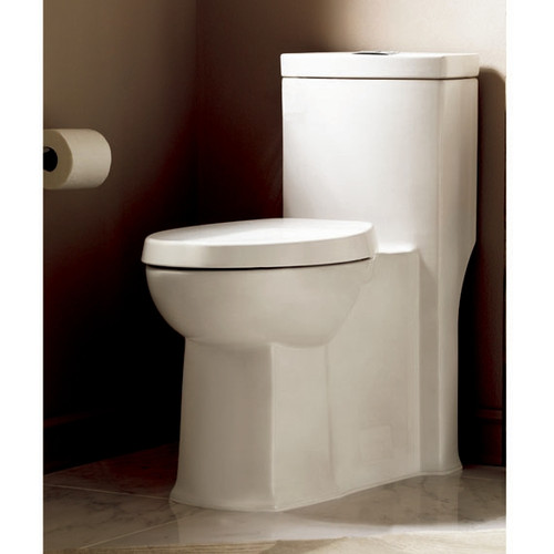 Boulevard Siphonic Dual Flush Right Height Elongated One-Piece Toilet