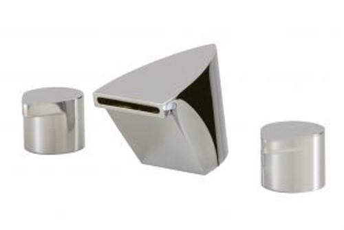 AquaBrass Widespread lavatory faucet
