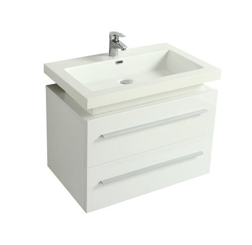 """Rubi Arto 36"""" Wall Mount Bathroom Vanity"""